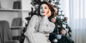 How To Add Filters On Christmas Photo