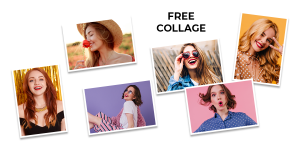 How To Make Free Collage Photo Using Collage Maker